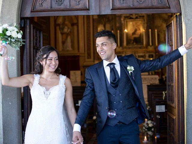 Il matrimonio di Gianluca e Mara a Villongo, Bergamo 100
