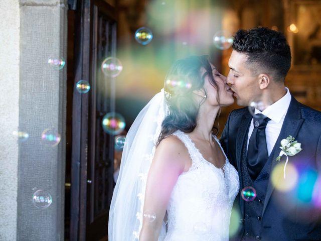 Il matrimonio di Gianluca e Mara a Villongo, Bergamo 102