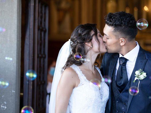 Il matrimonio di Gianluca e Mara a Villongo, Bergamo 103