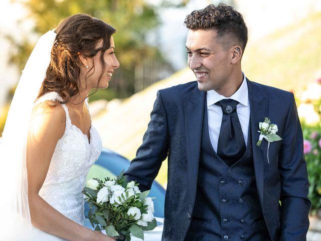 Il matrimonio di Gianluca e Mara a Villongo, Bergamo 117
