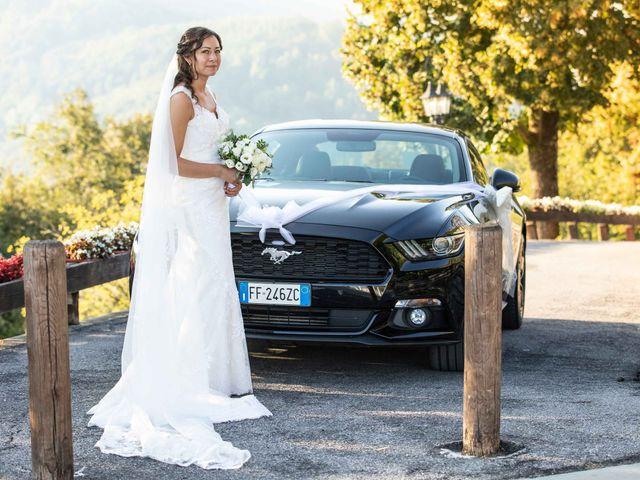 Il matrimonio di Gianluca e Mara a Villongo, Bergamo 118