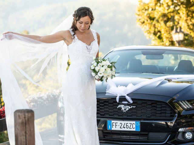 Il matrimonio di Gianluca e Mara a Villongo, Bergamo 119