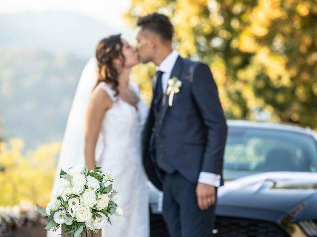 Il matrimonio di Gianluca e Mara a Villongo, Bergamo 120