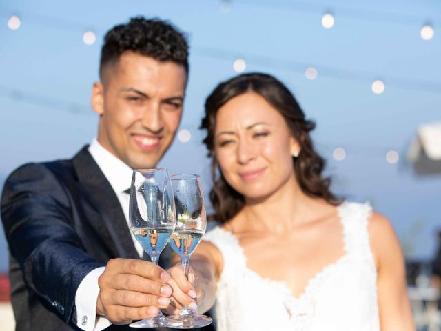 Il matrimonio di Gianluca e Mara a Villongo, Bergamo 125