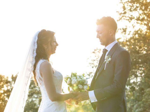 Il matrimonio di Gianluca e Mara a Villongo, Bergamo 138