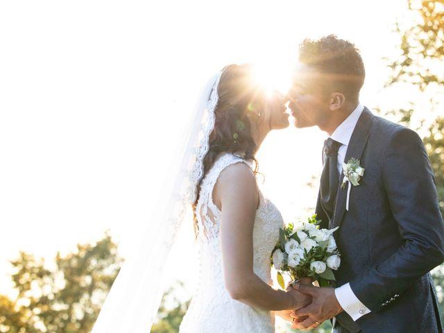 Il matrimonio di Gianluca e Mara a Villongo, Bergamo 139
