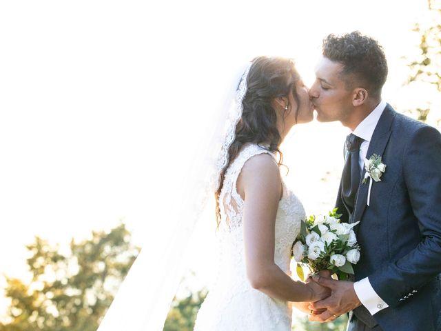 Il matrimonio di Gianluca e Mara a Villongo, Bergamo 140
