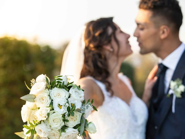 Il matrimonio di Gianluca e Mara a Villongo, Bergamo 149
