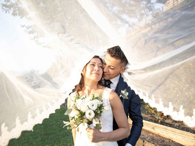 Il matrimonio di Gianluca e Mara a Villongo, Bergamo 152