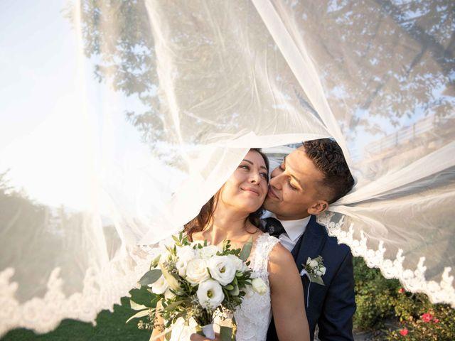 Il matrimonio di Gianluca e Mara a Villongo, Bergamo 153