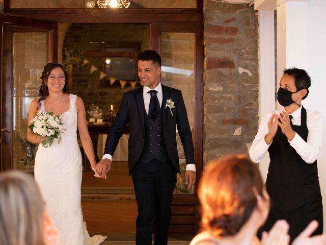 Il matrimonio di Gianluca e Mara a Villongo, Bergamo 156