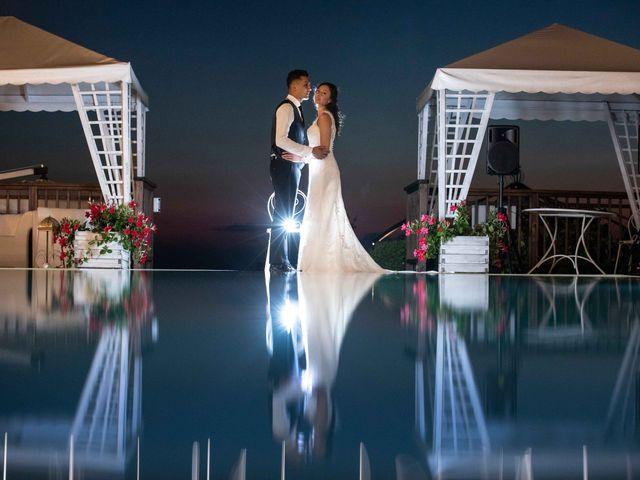 Il matrimonio di Gianluca e Mara a Villongo, Bergamo 171