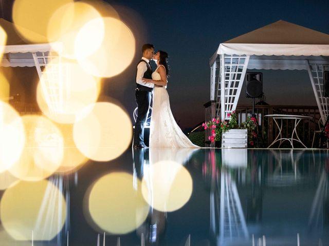 Il matrimonio di Gianluca e Mara a Villongo, Bergamo 173