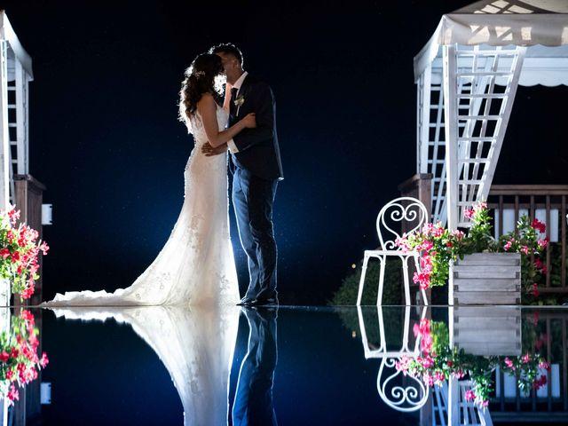Il matrimonio di Gianluca e Mara a Villongo, Bergamo 181