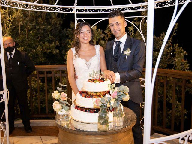 Il matrimonio di Gianluca e Mara a Villongo, Bergamo 182