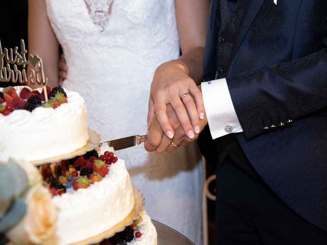 Il matrimonio di Gianluca e Mara a Villongo, Bergamo 183