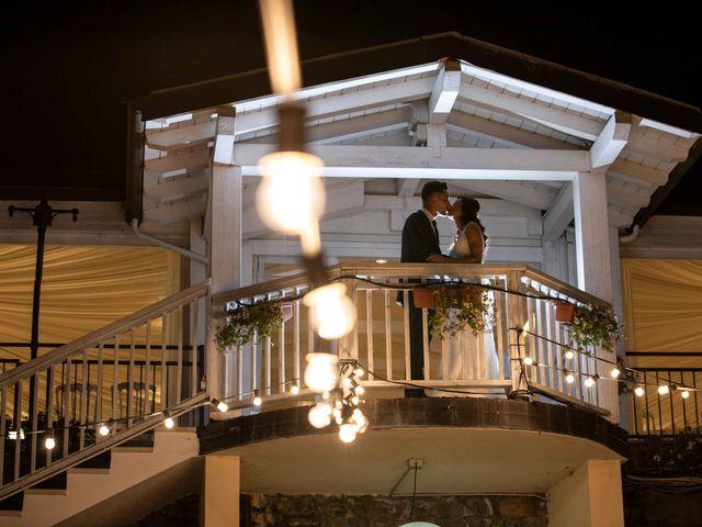 Il matrimonio di Gianluca e Mara a Villongo, Bergamo 186