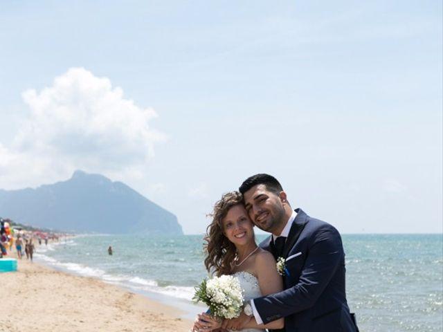 Il matrimonio di Pietro e Marina a Sabaudia, Latina 3