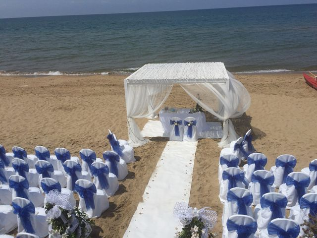 Il matrimonio di Pietro e Marina a Sabaudia, Latina 4