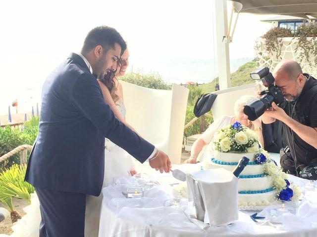 Il matrimonio di Pietro e Marina a Sabaudia, Latina 8