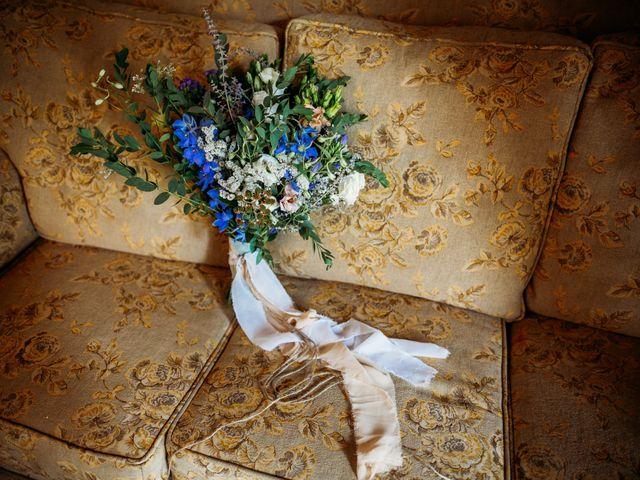 Il matrimonio di Daniel e Claire a Umbertide, Perugia 1