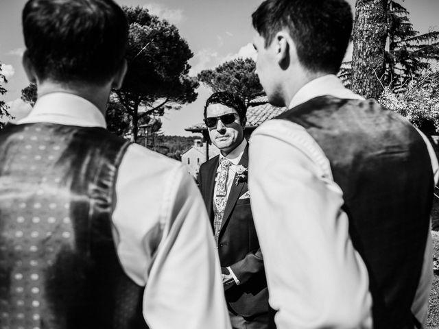 Il matrimonio di Daniel e Claire a Umbertide, Perugia 13