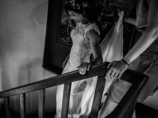 Il matrimonio di Daniel e Claire a Umbertide, Perugia 28