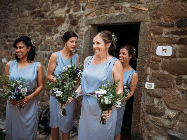 Il matrimonio di Daniel e Claire a Umbertide, Perugia 29