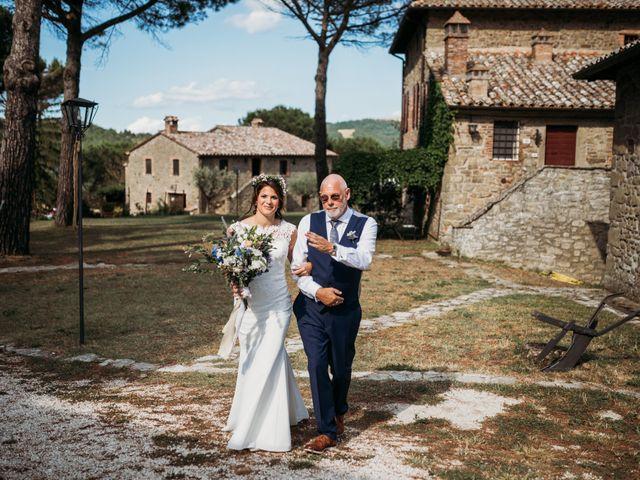 Il matrimonio di Daniel e Claire a Umbertide, Perugia 30
