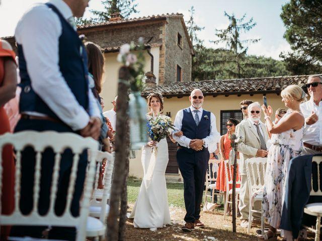 Il matrimonio di Daniel e Claire a Umbertide, Perugia 31