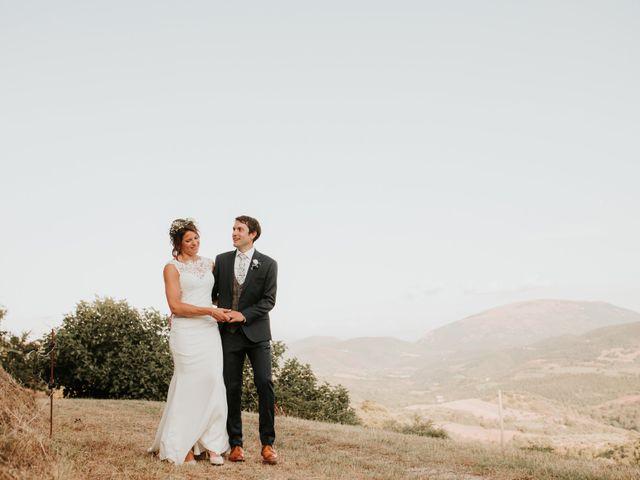 Il matrimonio di Daniel e Claire a Umbertide, Perugia 44