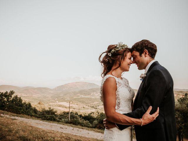 Il matrimonio di Daniel e Claire a Umbertide, Perugia 69