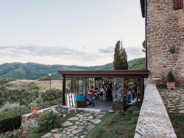 Il matrimonio di Daniel e Claire a Umbertide, Perugia 72