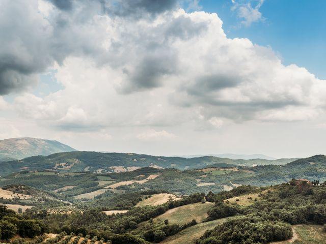 Il matrimonio di Daniel e Claire a Umbertide, Perugia 76