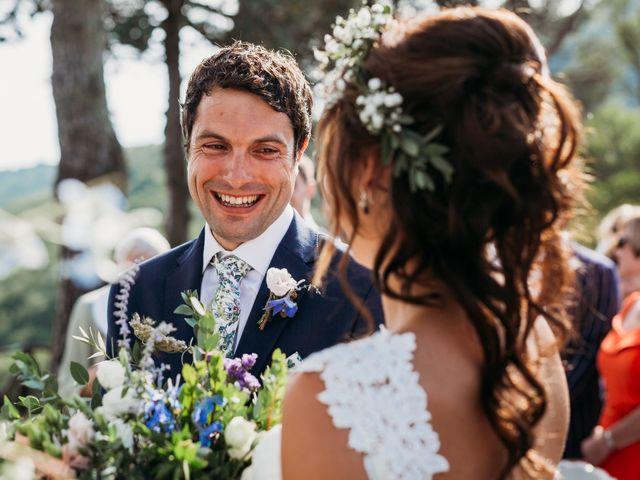Il matrimonio di Daniel e Claire a Umbertide, Perugia 83