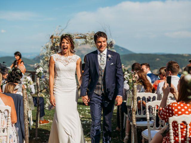 Il matrimonio di Daniel e Claire a Umbertide, Perugia 85