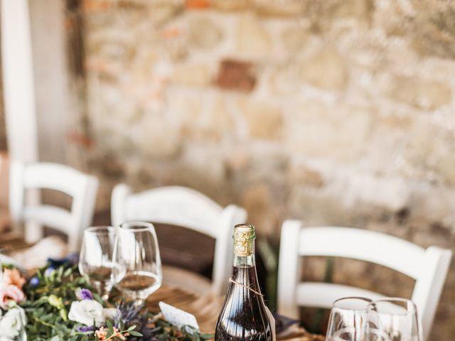 Il matrimonio di Daniel e Claire a Umbertide, Perugia 89