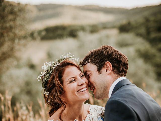Il matrimonio di Daniel e Claire a Umbertide, Perugia 101
