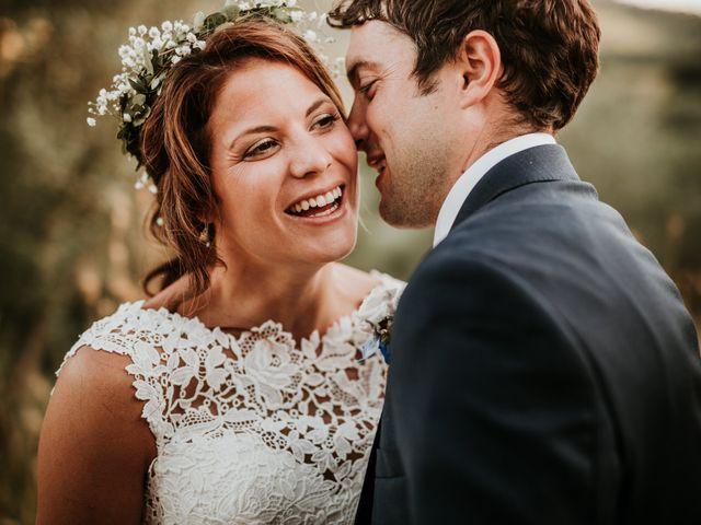 Il matrimonio di Daniel e Claire a Umbertide, Perugia 103
