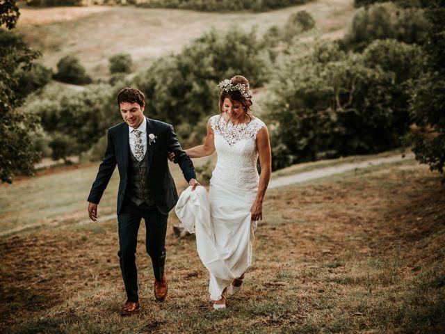 Il matrimonio di Daniel e Claire a Umbertide, Perugia 105