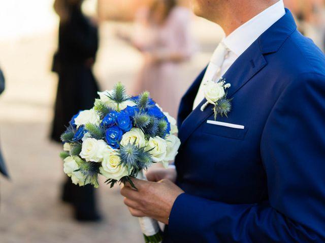 Il matrimonio di Marco e Irina a Borgosatollo, Brescia 15