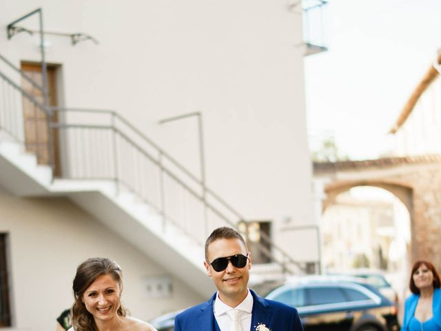 Il matrimonio di Marco e Irina a Borgosatollo, Brescia 18