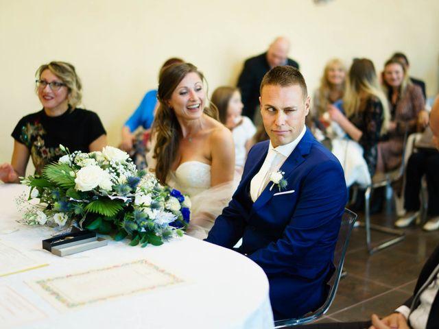 Il matrimonio di Marco e Irina a Borgosatollo, Brescia 19