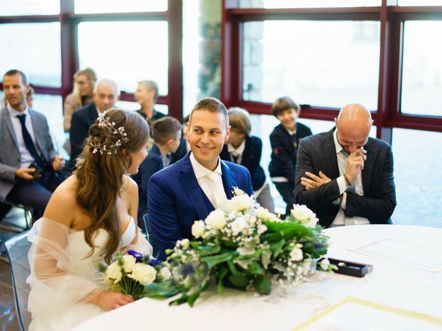 Il matrimonio di Marco e Irina a Borgosatollo, Brescia 20