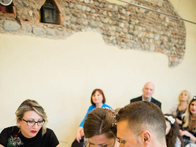 Il matrimonio di Marco e Irina a Borgosatollo, Brescia 22