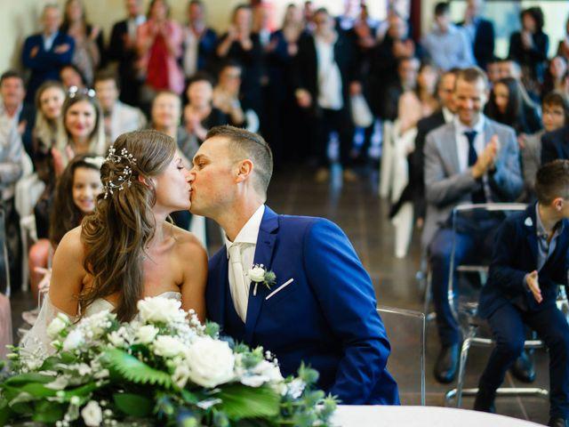 Il matrimonio di Marco e Irina a Borgosatollo, Brescia 24