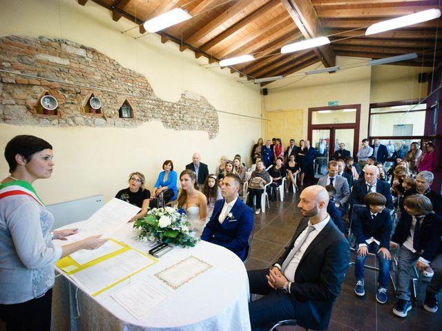 Il matrimonio di Marco e Irina a Borgosatollo, Brescia 25