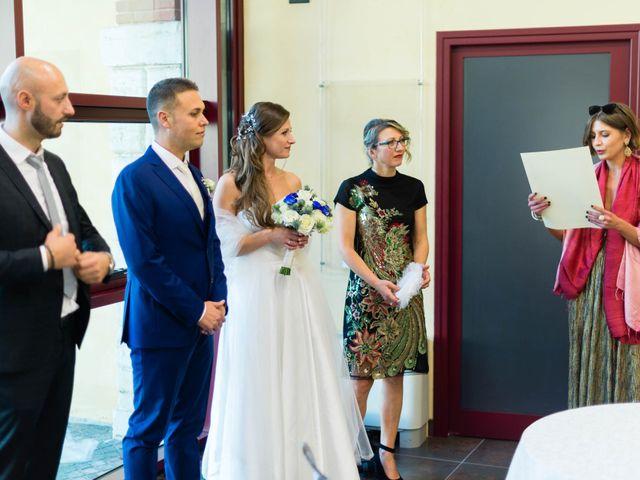 Il matrimonio di Marco e Irina a Borgosatollo, Brescia 26
