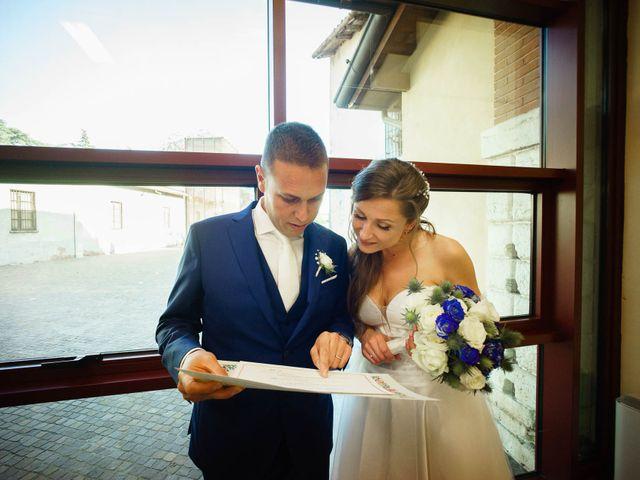 Il matrimonio di Marco e Irina a Borgosatollo, Brescia 27