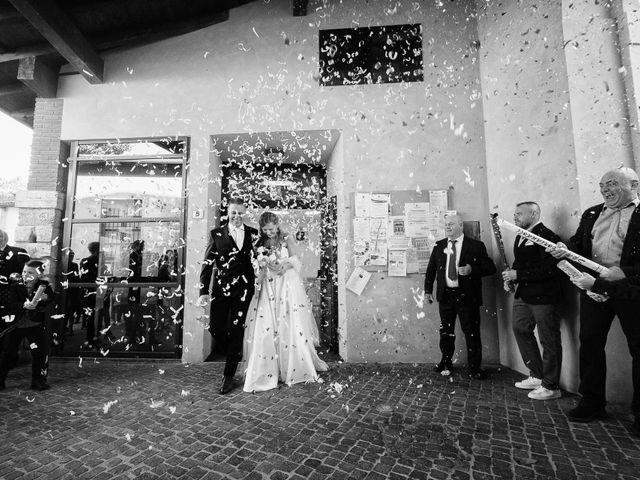 Il matrimonio di Marco e Irina a Borgosatollo, Brescia 28